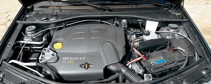 1.5 dci мотор кенго